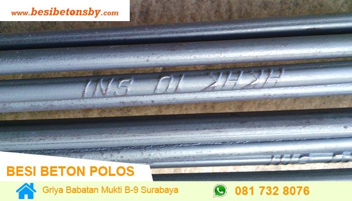 Update Harga Besi Beton Polos Surabaya Bulan September 2019