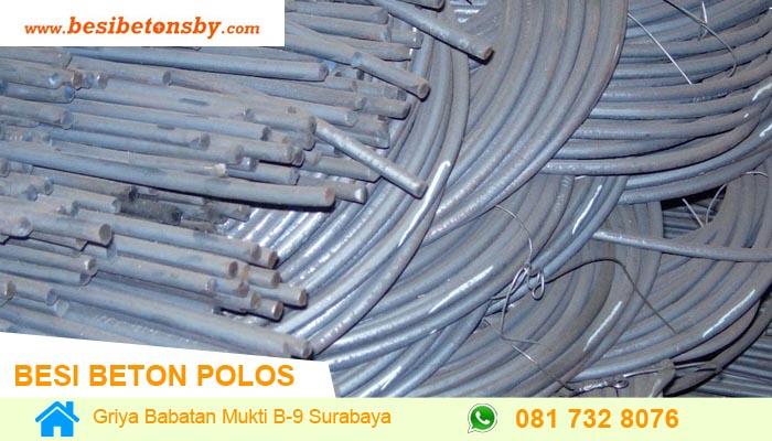 Harga Jual Besi Beton Surabaya Standart SNI Desember 2019
